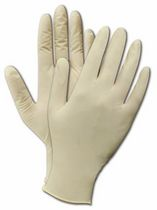 disposable protective latex gloves T6350-M Magid Glove & Safety
