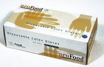 disposable protective latex gloves  Vestilab
