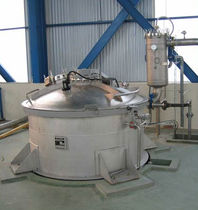 distillation unit for essential oils  Tournaire S.A.