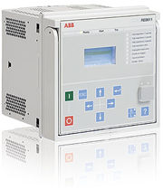 distributed busbar and breaker failure protection relay REB611 IEC ABB Oy Distribution Automation