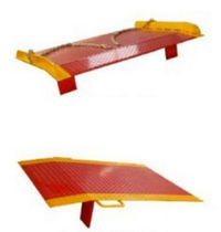 dock leveler 2 200 - 4 500 kg | DBS 60 480 / DPS 48 360 VAMIC