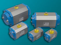 double acting double piston pneumatic actuator 5 - 2 500 Nm | PD/PE series ARIS