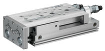 double acting double piston pneumatic actuator ø 8 - 25 mm | MSC series Bosch Rexroth - Pneumatics