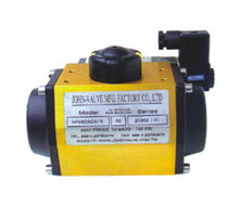double acting pneumatic valve actuator  John Valve