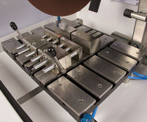 double clamping vise for machine tool  LAM PLAN
