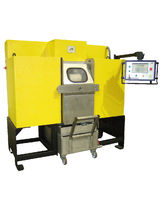 double-disc surface grinding machine for building material test  3R