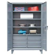 double door drawer cabinet  Strong Hold Products
