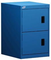 "double door drawer cabinet 18"" x 21"" x 28"", 100 lb 
