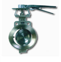 "double offset butterfly valve (high performance) 21/2"" - 24"", class 150 Tianjin IMG Valve Co.Ltd"