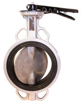 double offset wafer butterfly valve (high performance) DN 40 - 1 400, PN 16 | 2230 Dansk Ventil Center A/S