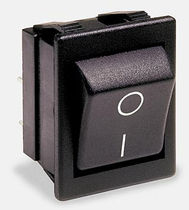 double-pole rocker switch max. 20 A, 250 V | 1550/1350 Arcolectric