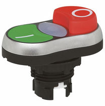 double push-button switch  BACO