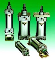double rod double acting pneumatic cylinder  DADCO