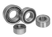double row angular contact ball bearing ID: 10 - 75 mm, OD: 26 - 160 mm EBI Bearings