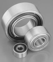 double row angular contact ball bearing ID : 10 - 100 mm, OD : 30 - 190 mm, 3.9 - 212 kN AST Bearings