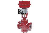 double seat valve 2&quot; - 24&quot; | 10000 series GE Energy, Valves - Control &amp; Safety
