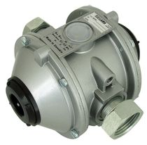 double stage gas pressure regulator max. 2 - 5 kPa REGADA