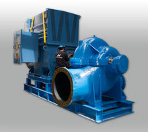 double suction split case centrifugal pump max. 1 180 psi (8 148 KPa) | HA-DS NeptunoPumps