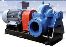 double suction split case centrifugal pump max. 3000 l/s | CEP series Türbosan   Türbomakinalar San. ve Tic. A.S.