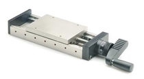 dovetail linear guide 50 - 300 mm | SSM/SSK SKF Linear Motion