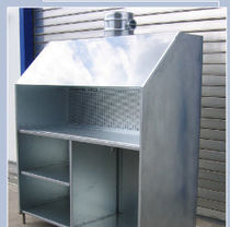 downdraft table  Weinmann technologies