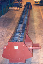 drag chain conveyor max. 500 t/h Materials Handling Equipment Co.