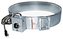 drum heater (heating belt) 1500 - 3000 W | D CCI Thermal Technologies Inc.