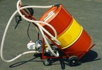 drum pump max. 90 l/min POLLARD