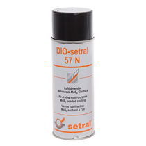 dry lubricant: anti-friction coating DIO-setral-57 N (MoS2 Gleitlack) Setral Chemie GmbH