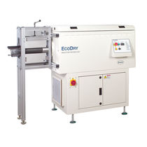 dryer max. 475 p/min | EcoDry® Nordson Industrial Coating Systems