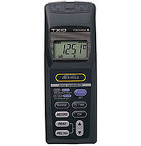 dual channel digital handheld thermometer -200 &deg;C...+1 372 &deg;C | TX10 series Yokogawa Electric Corporation