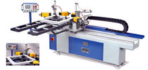 dual head crimping machine 70 mm, 2 600 x 1 850 x 1 260 mm | DX 1850 Ferracci Machines USA