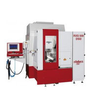 dual spindle CNC vertical machining center 450 x 370 x 155 mm | RXS 500DSI2 Roeders