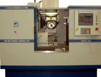 dual spindle cylindrical grinding machine Model 9100 Unisonoration