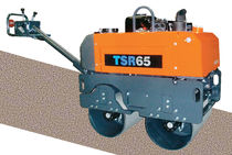 duplex roller 653 kg, 4.6 kW | TSR65KDS HITACHI Construction Machinery