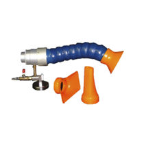 dust and fume extractor with extraction arm 2&quot; | STREAM VAC&amp;trade; Nex Flow Air Products Corp.