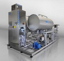 dynamic mixer for carbonated drinks max. 66 000 L/h | MASSBLEND SIPA S.p.A.