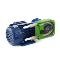 easy tube loading peristaltic pump Max. 230 l/hr, IP55 | R3 Verderflex