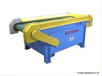 eddy current separator (ECS) for cans max. 3 t/h Magnapower Equipment Limited