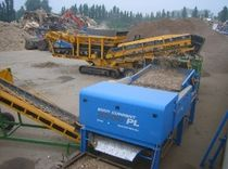 eddy current separator (ECS) for non-ferrous metals  GOUDSMIT Magnetic