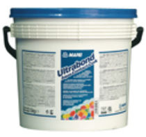elastomeric adhesive ULTRABOND AQUA-CONTACT CORK Mapei