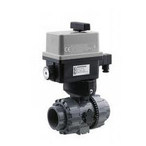 electric 2-way ball valve DN 10 - 50, max. 16 bar | VKD/CE series FIP - Formatura Iniezione Polimeri