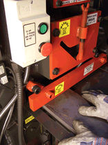 electric bar shears 1/2� x 10� - 1/2� x 24�  Edwards Manufacturing Ironworker, Metal Forming & Fabricating
