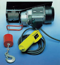 electric cable winch  NORMAF Productions