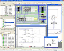 electric CAD software for wiring harnesses design E³.series ZUKEN