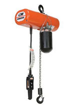 electric chain hoist max. 3 t | Lodestar CM Industrial Products