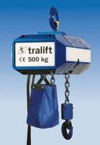 electric chain hoist 60 - 5 000 kg | TRALIFT&amp;trade; TS   TRACTEL