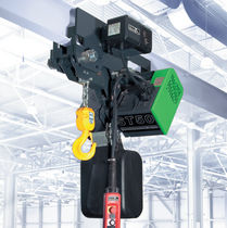 electric chain hoist with electric trolley 125 - 6 300 kg | ST series STAHL CraneSystems GmbH