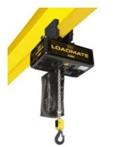 electric chain hoist 125 - 5 000 kg | LoadMate® R&M Materials Handling