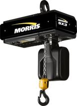 electric chain hoist max. 10 t | SX3 series Morris Material Handling Ltd